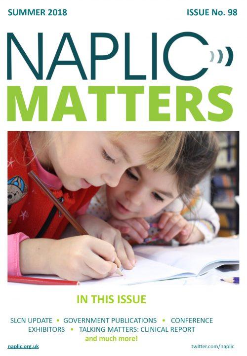 NAPLIC newsletter summer 2018