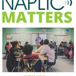 NAPLIC Newsletter Autumn 2019